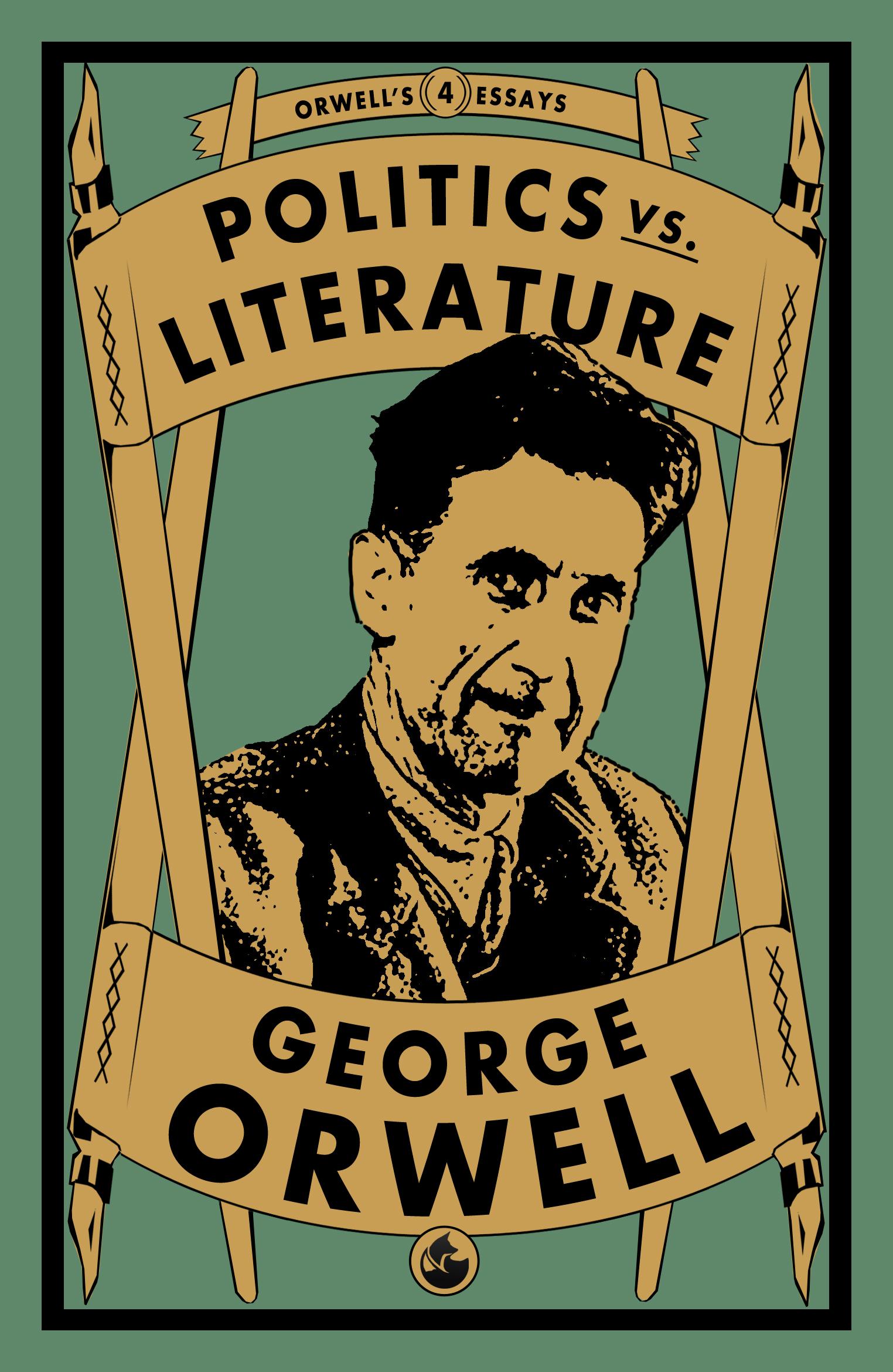 Politics vs. Literature