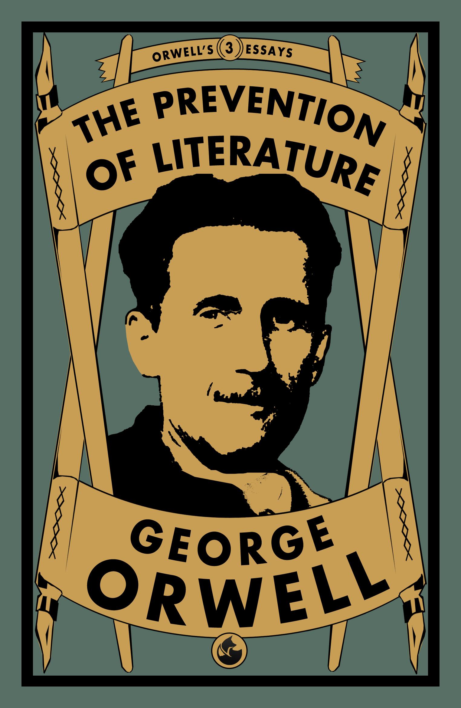 The Prevention of Literature